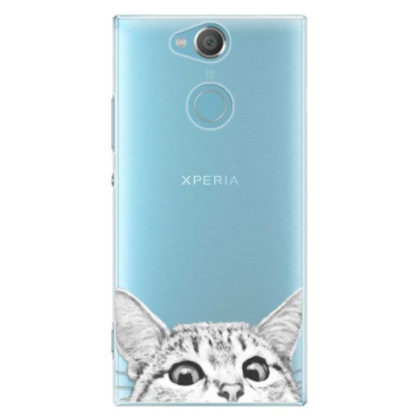 Plastové pouzdro iSaprio – Cat 02 – Sony Xperia XA2 Plastové pouzdro iSaprio – Cat 02 – Sony Xperia XA2
