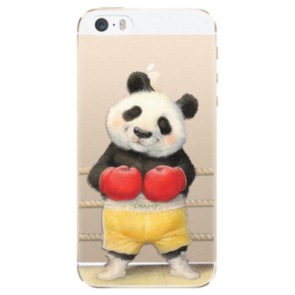 Plastové pouzdro iSaprio – Champ – iPhone 5/5S/SE Plastové pouzdro iSaprio – Champ – iPhone 5/5S/SE