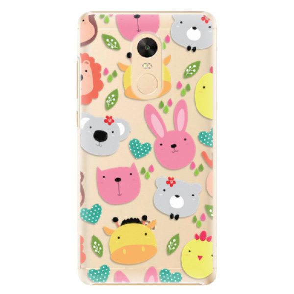 Plastové pouzdro iSaprio – Animals 01 – Xiaomi Redmi Note 4X Plastové pouzdro iSaprio – Animals 01 – Xiaomi Redmi Note 4X