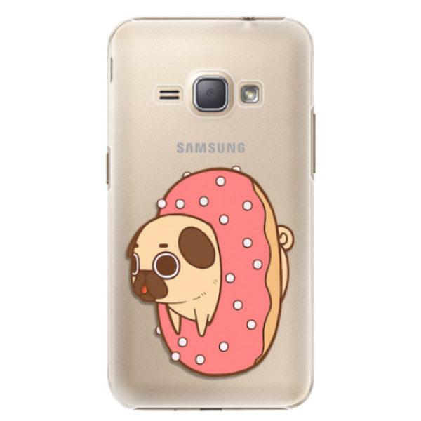 Plastové pouzdro iSaprio – Dog 04 – Samsung Galaxy J1 2016 Plastové pouzdro iSaprio – Dog 04 – Samsung Galaxy J1 2016