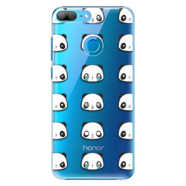 Plastové pouzdro iSaprio – Panda pattern 01 – Huawei Honor 9 Lite Plastové pouzdro iSaprio – Panda pattern 01 – Huawei Honor 9 Lite