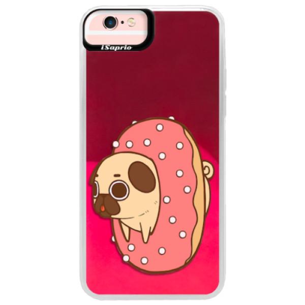 Neonové pouzdro Pink iSaprio – Dog 04 – iPhone 6 Plus/6S Plus Neonové pouzdro Pink iSaprio – Dog 04 – iPhone 6 Plus/6S Plus