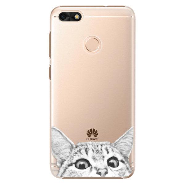 Plastové pouzdro iSaprio – Cat 02 – Huawei P9 Lite Mini Plastové pouzdro iSaprio – Cat 02 – Huawei P9 Lite Mini