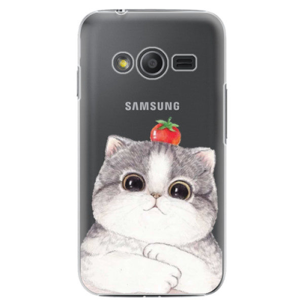 Plastové pouzdro iSaprio – Cat 03 – Samsung Galaxy Trend 2 Lite Plastové pouzdro iSaprio – Cat 03 – Samsung Galaxy Trend 2 Lite