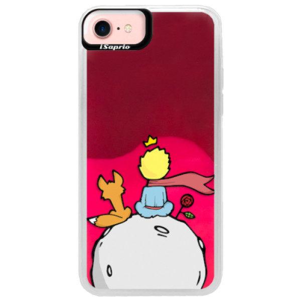 Neonové pouzdro Pink iSaprio – Prince – iPhone 7 Neonové pouzdro Pink iSaprio – Prince – iPhone 7