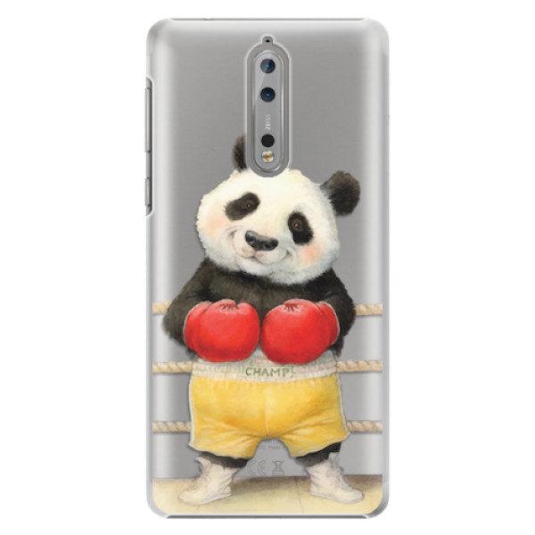 Plastové pouzdro iSaprio – Champ – Nokia 8 Plastové pouzdro iSaprio – Champ – Nokia 8