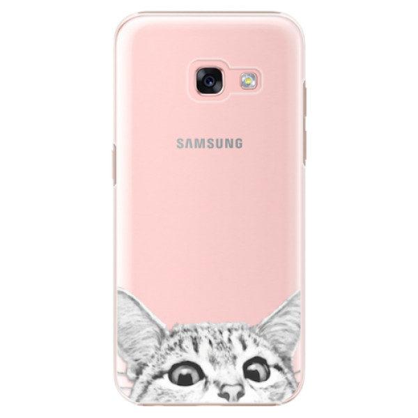 Plastové pouzdro iSaprio – Cat 02 – Samsung Galaxy A3 2017 Plastové pouzdro iSaprio – Cat 02 – Samsung Galaxy A3 2017