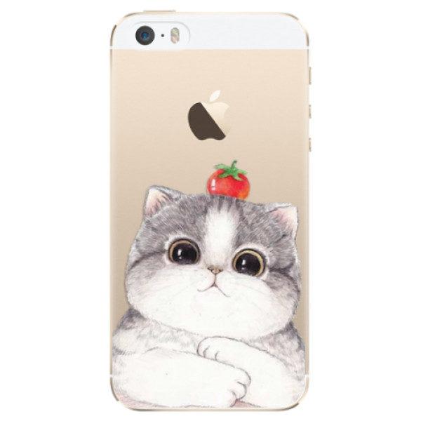 Plastové pouzdro iSaprio – Cat 03 – iPhone 5/5S/SE Plastové pouzdro iSaprio – Cat 03 – iPhone 5/5S/SE