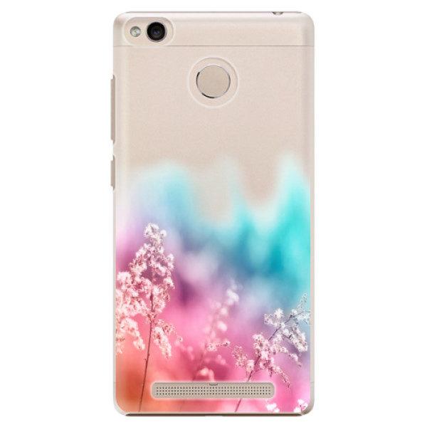 Plastové pouzdro iSaprio – Rainbow Grass – Xiaomi Redmi 3S Plastové pouzdro iSaprio – Rainbow Grass – Xiaomi Redmi 3S