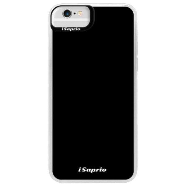 Neonové pouzdro Blue iSaprio – 4Pure – černý – iPhone 6 Plus/6S Plus Neonové pouzdro Blue iSaprio – 4Pure – černý – iPhone 6 Plus/6S Plus
