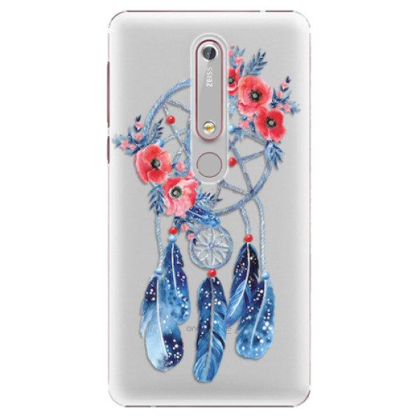 Plastové pouzdro iSaprio – Abstract Triangles 03 – black – Nokia 2 Plastové pouzdro iSaprio – Abstract Triangles 03 – black – Nokia 2