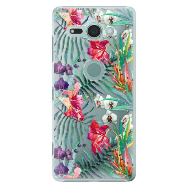 Plastové pouzdro iSaprio – Flower Pattern 03 – Sony Xperia XZ2 Compact Plastové pouzdro iSaprio – Flower Pattern 03 – Sony Xperia XZ2 Compact