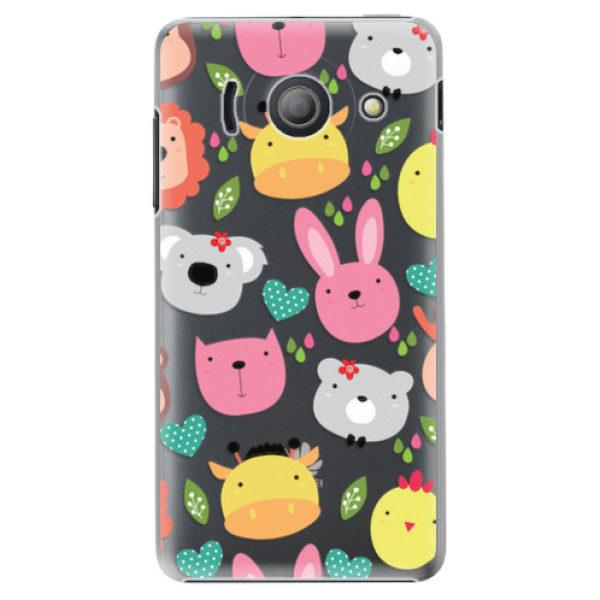 Plastové pouzdro iSaprio – Animals 01 – Huawei Ascend Y300 Plastové pouzdro iSaprio – Animals 01 – Huawei Ascend Y300