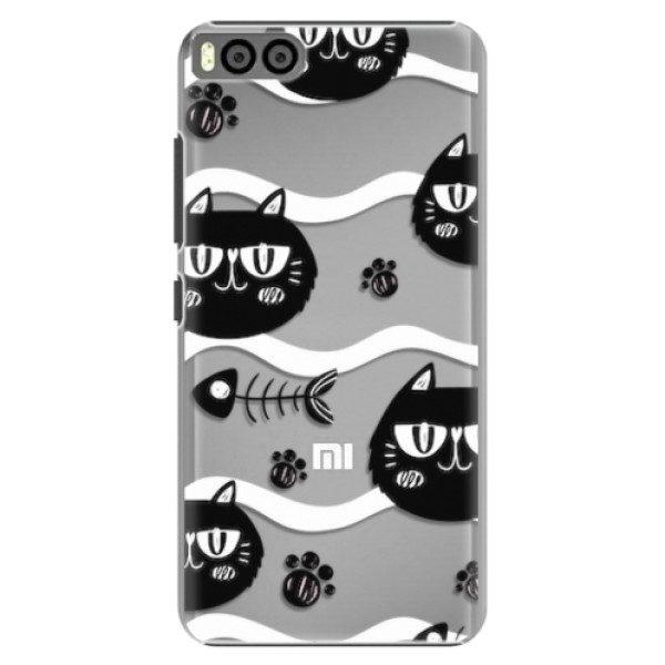 Plastové pouzdro iSaprio – Cat pattern 04 – Xiaomi Mi6 Plastové pouzdro iSaprio – Cat pattern 04 – Xiaomi Mi6