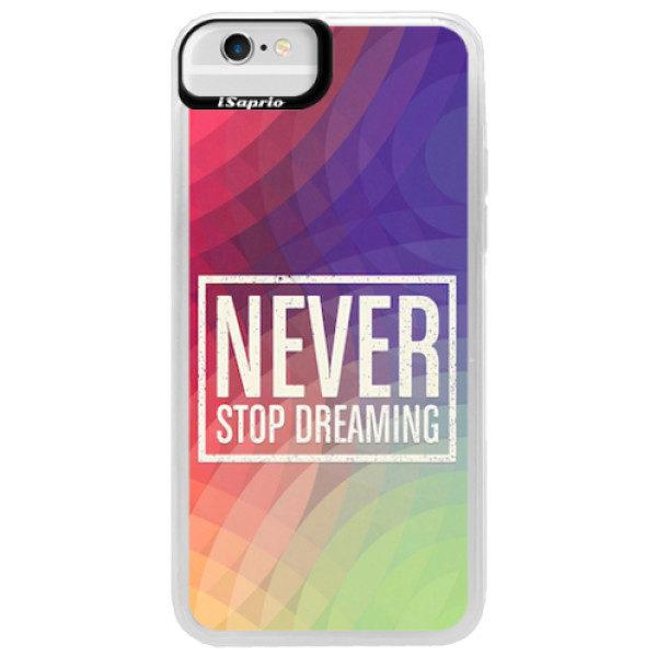 Neonové pouzdro Blue iSaprio – Dreaming – iPhone 6/6S Neonové pouzdro Blue iSaprio – Dreaming – iPhone 6/6S