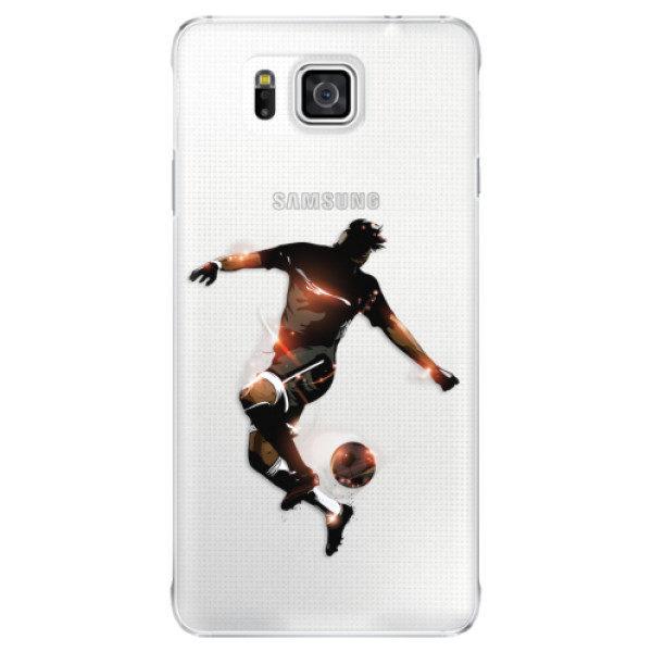 Plastové pouzdro iSaprio – Fotball 01 – Samsung Galaxy Alpha Plastové pouzdro iSaprio – Fotball 01 – Samsung Galaxy Alpha
