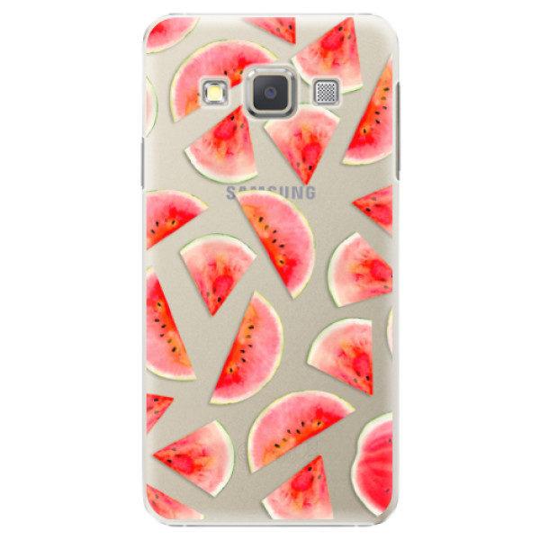 Plastové pouzdro iSaprio – Melon Pattern 02 – Samsung Galaxy A7 Plastové pouzdro iSaprio – Melon Pattern 02 – Samsung Galaxy A7