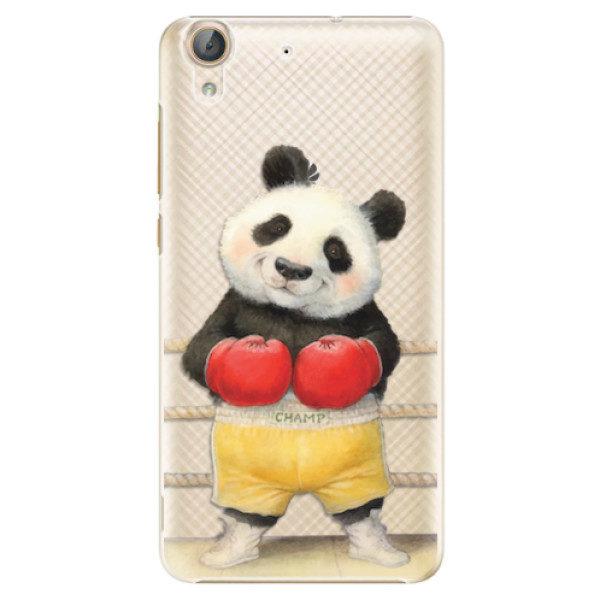 Plastové pouzdro iSaprio – Champ – Huawei Y6 II Plastové pouzdro iSaprio – Champ – Huawei Y6 II