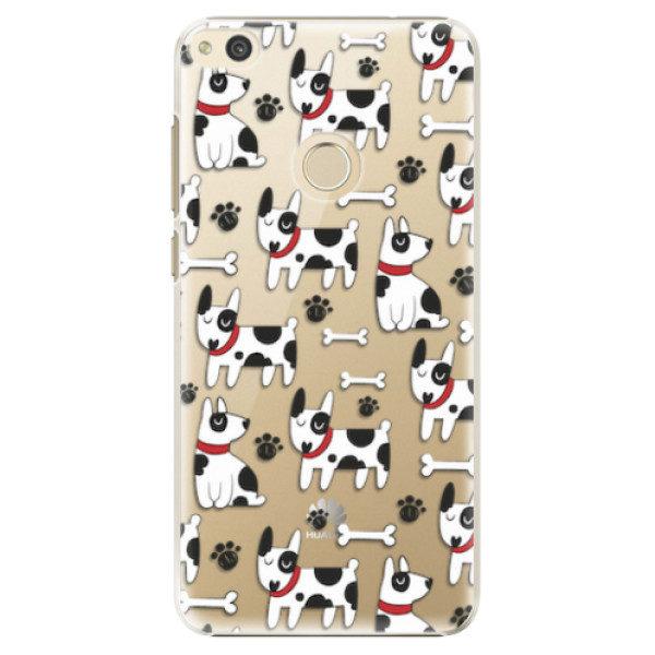 Plastové pouzdro iSaprio – Dog 02 – Huawei P8 Lite 2017 Plastové pouzdro iSaprio – Dog 02 – Huawei P8 Lite 2017