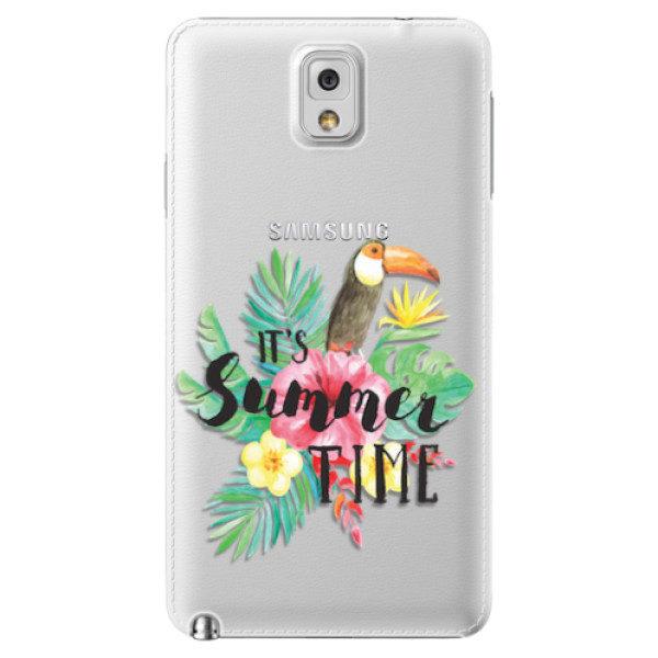 Plastové pouzdro iSaprio – Summer Time – Samsung Galaxy Note 3 Plastové pouzdro iSaprio – Summer Time – Samsung Galaxy Note 3