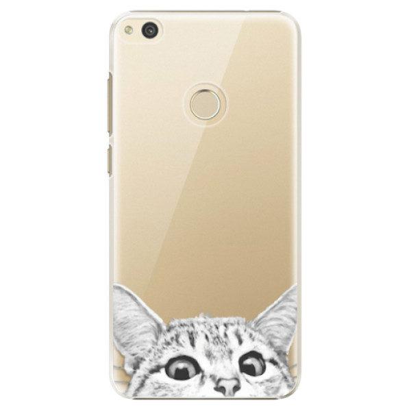 Plastové pouzdro iSaprio – Cat 02 – Huawei P8 Lite 2017 Plastové pouzdro iSaprio – Cat 02 – Huawei P8 Lite 2017