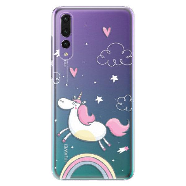 Plastové pouzdro iSaprio – Unicorn 01 – Huawei P20 Pro Plastové pouzdro iSaprio – Unicorn 01 – Huawei P20 Pro
