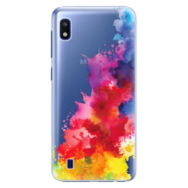 Plastové pouzdro iSaprio – Color Splash 01 – Samsung Galaxy A10 Plastové pouzdro iSaprio – Color Splash 01 – Samsung Galaxy A10