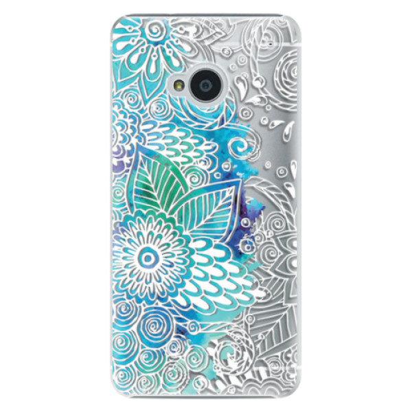 Plastové pouzdro iSaprio – Lace 03 – HTC One M7 Plastové pouzdro iSaprio – Lace 03 – HTC One M7