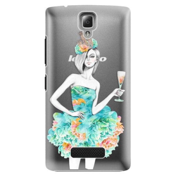 Plastové pouzdro iSaprio – Queen of Parties – Lenovo A2010 Plastové pouzdro iSaprio – Queen of Parties – Lenovo A2010
