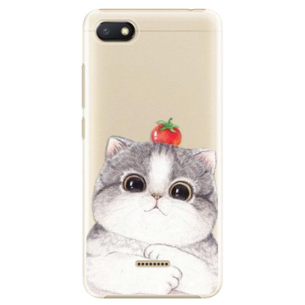 Plastové pouzdro iSaprio – Cat 03 – Xiaomi Redmi 6A Plastové pouzdro iSaprio – Cat 03 – Xiaomi Redmi 6A