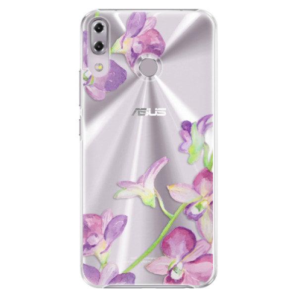Plastové pouzdro iSaprio – Purple Orchid – Asus ZenFone 5Z ZS620KL Plastové pouzdro iSaprio – Purple Orchid – Asus ZenFone 5Z ZS620KL