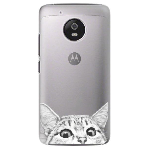 Plastové pouzdro iSaprio – Cat 02 – Lenovo Moto G5 Plastové pouzdro iSaprio – Cat 02 – Lenovo Moto G5