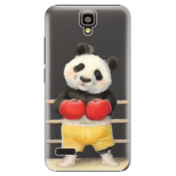Plastové pouzdro iSaprio – Champ – Huawei Ascend Y5 Plastové pouzdro iSaprio – Champ – Huawei Ascend Y5