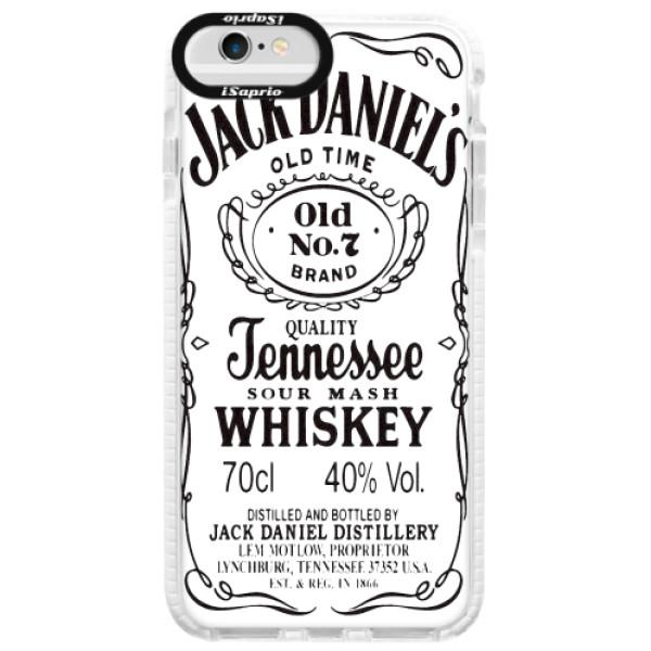 Silikonové pouzdro Bumper iSaprio – Jack White – iPhone 6/6S Silikonové pouzdro Bumper iSaprio – Jack White – iPhone 6/6S