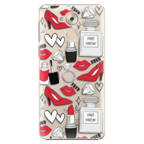 Plastové pouzdro iSaprio – Fashion pattern 03 – Huawei Nova Smart Plastové pouzdro iSaprio – Fashion pattern 03 – Huawei Nova Smart