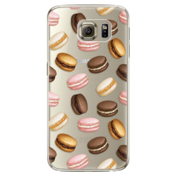 Plastové pouzdro iSaprio – Macaron Pattern – Samsung Galaxy S6 Plastové pouzdro iSaprio – Macaron Pattern – Samsung Galaxy S6