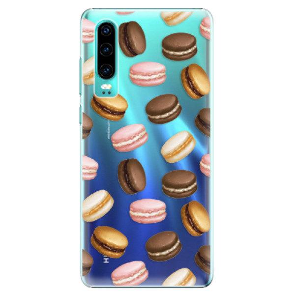 Plastové pouzdro iSaprio – Macaron Pattern – Huawei P30 Plastové pouzdro iSaprio – Macaron Pattern – Huawei P30