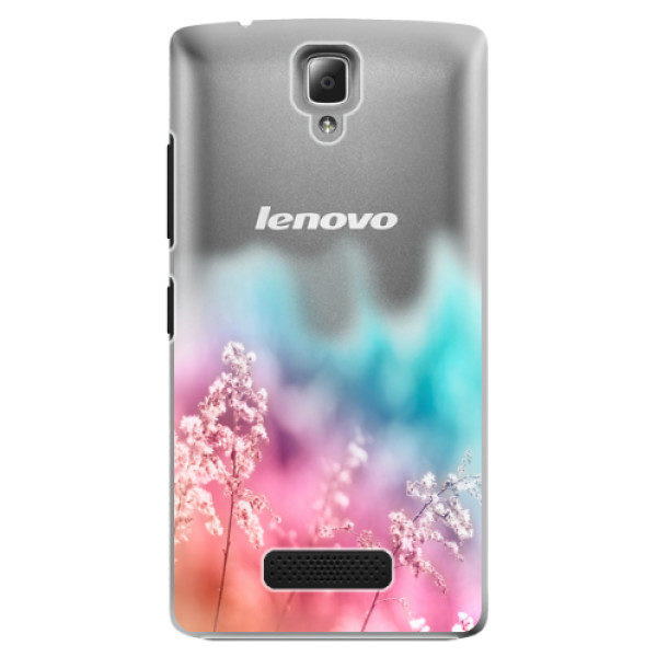 Plastové pouzdro iSaprio – Rainbow Grass – Lenovo A2010 Plastové pouzdro iSaprio – Rainbow Grass – Lenovo A2010