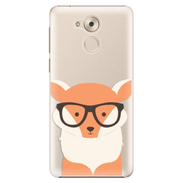 Plastové pouzdro iSaprio – Orange Fox – Huawei Nova Smart Plastové pouzdro iSaprio – Orange Fox – Huawei Nova Smart