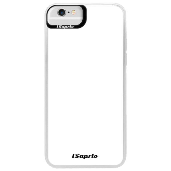Neonové pouzdro Blue iSaprio – 4Pure – bílý – iPhone 6 Plus/6S Plus Neonové pouzdro Blue iSaprio – 4Pure – bílý – iPhone 6 Plus/6S Plus