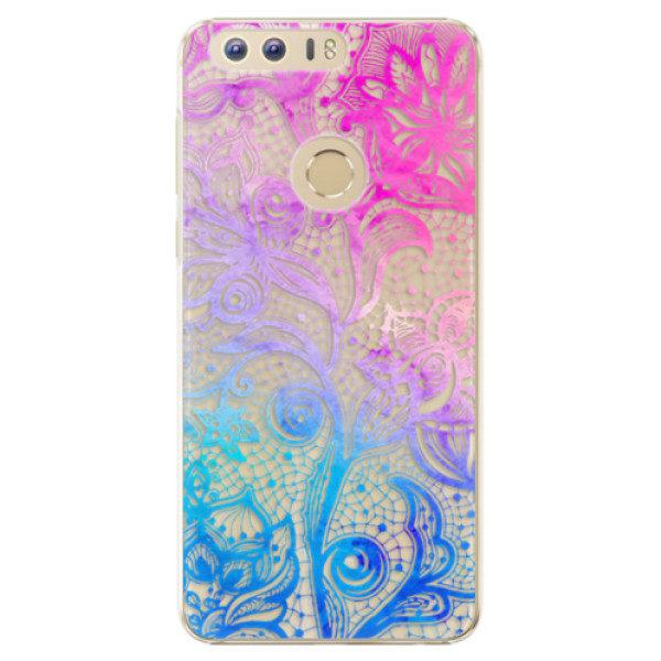 Plastové pouzdro iSaprio – Color Lace – Huawei Honor 8 Plastové pouzdro iSaprio – Color Lace – Huawei Honor 8