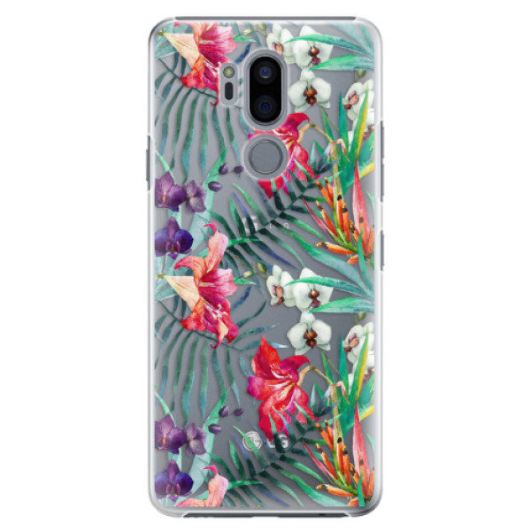 Plastové pouzdro iSaprio – Flower Pattern 03 – LG G7 Plastové pouzdro iSaprio – Flower Pattern 03 – LG G7