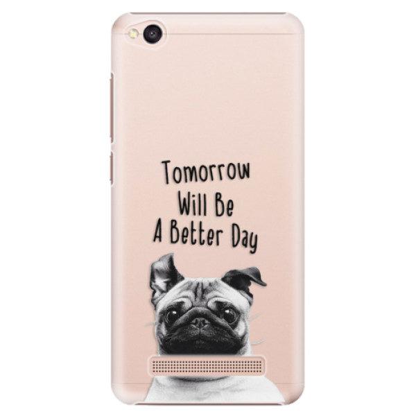 Plastové pouzdro iSaprio – Better Day 01 – Xiaomi Redmi 4A Plastové pouzdro iSaprio – Better Day 01 – Xiaomi Redmi 4A