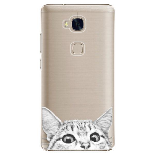 Plastové pouzdro iSaprio – Cat 02 – Huawei Honor 5X Plastové pouzdro iSaprio – Cat 02 – Huawei Honor 5X