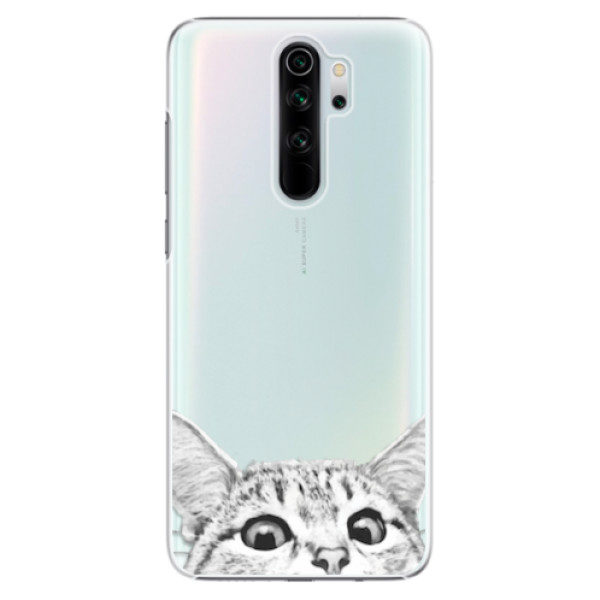Plastové pouzdro iSaprio – Cat 02 – Xiaomi Redmi Note 8 Pro Plastové pouzdro iSaprio – Cat 02 – Xiaomi Redmi Note 8 Pro