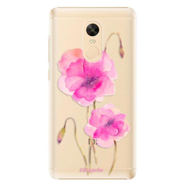 Plastové pouzdro iSaprio – Poppies 02 – Xiaomi Redmi Note 4X Plastové pouzdro iSaprio – Poppies 02 – Xiaomi Redmi Note 4X