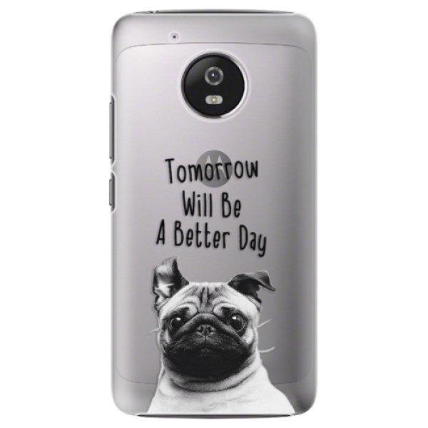 Plastové pouzdro iSaprio – Better Day 01 – Lenovo Moto G5 Plastové pouzdro iSaprio – Better Day 01 – Lenovo Moto G5