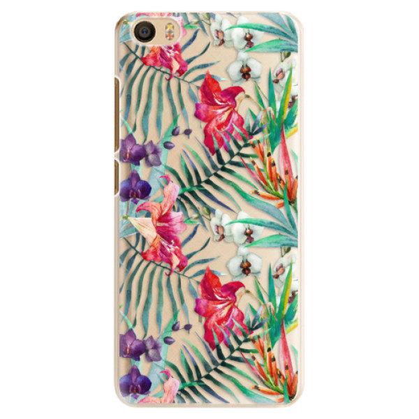 Plastové pouzdro iSaprio – Flower Pattern 03 – Xiaomi Mi5 Plastové pouzdro iSaprio – Flower Pattern 03 – Xiaomi Mi5