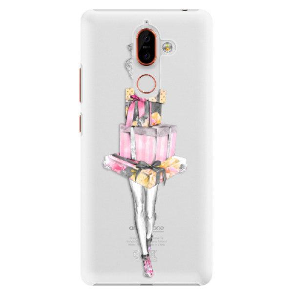 Plastové pouzdro iSaprio – Queen of Shopping – Nokia 7 Plus Plastové pouzdro iSaprio – Queen of Shopping – Nokia 7 Plus