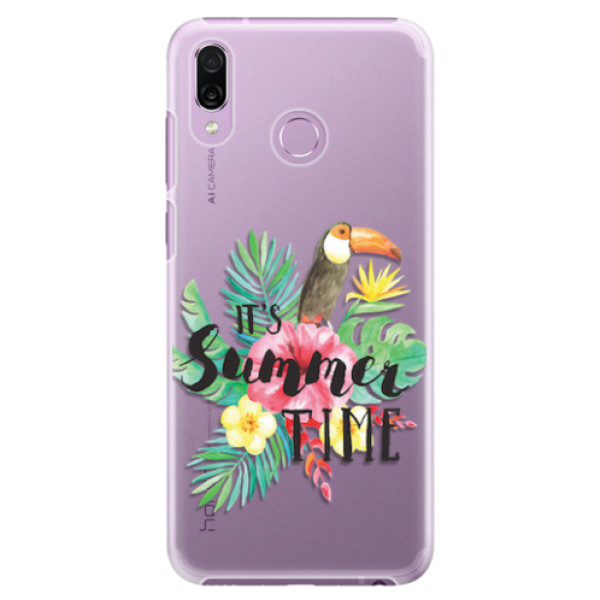 Plastové pouzdro iSaprio – Summer Time – Huawei Honor Play Plastové pouzdro iSaprio – Summer Time – Huawei Honor Play